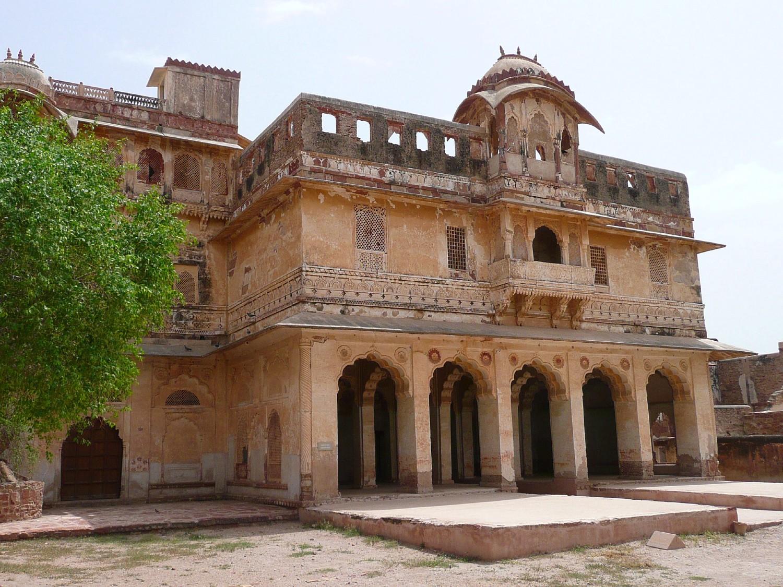 Nagaur Fort, Rajasthan, Inde   The Explorers
